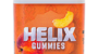 Helix Gummies – Ginger Peach