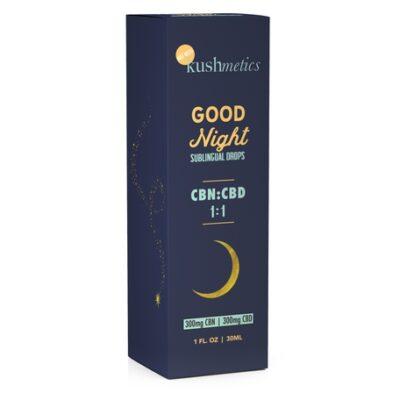 Good Night Tincture CBD/CBN